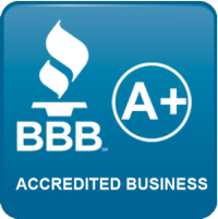 BBB A + Accredited Business