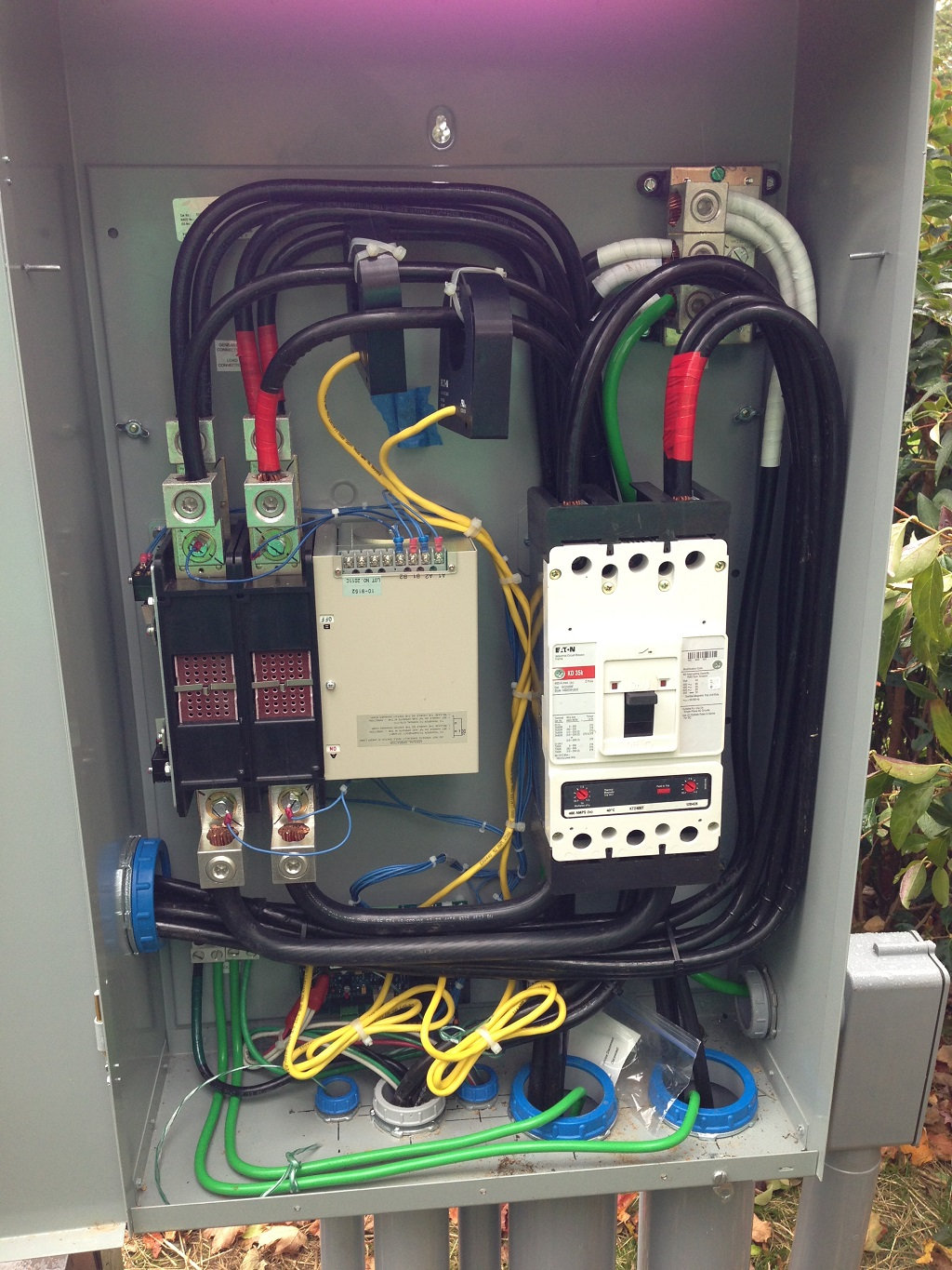 Wiring A Home Standby Generator Data Schema 10kw Diagram Transfer Switch Installs Central Nj Westfield Union Cost To Install Electrical