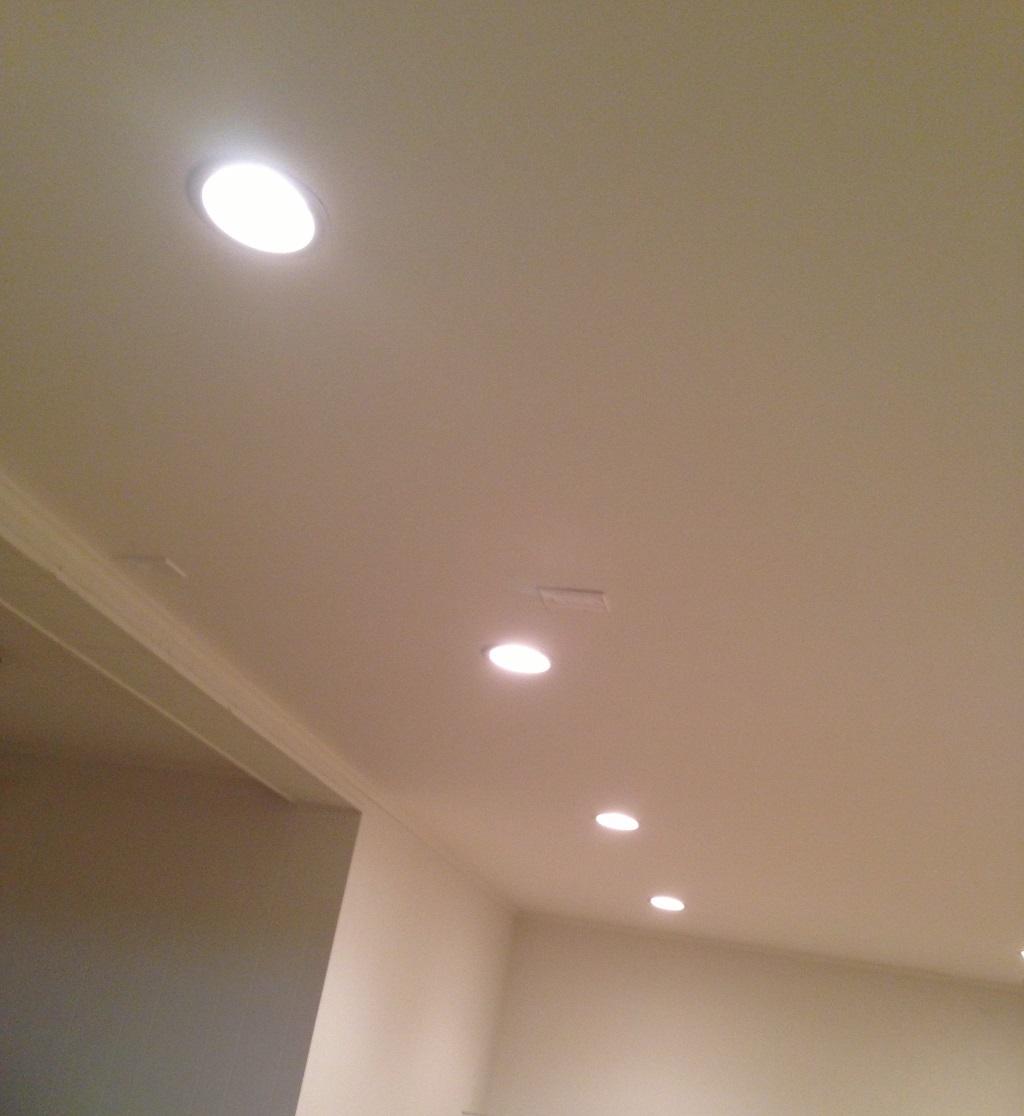 Basement Lighting Fixtures: Lighting Fixture Installation In Central New Jersey
