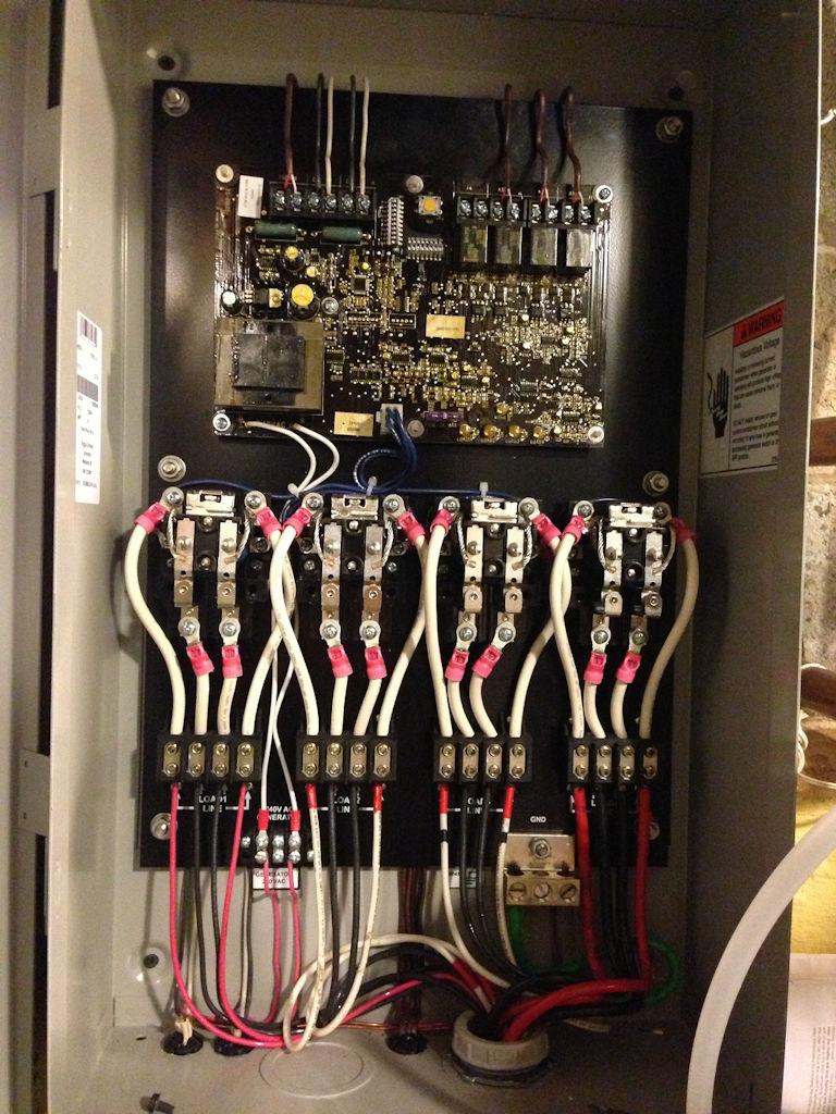 Wiring A Transfer Switch