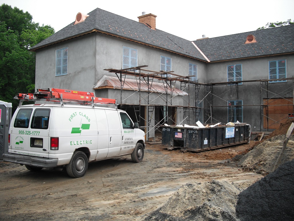 Residential Electrical Contractor Nj Electrician Wiring Of New House Here Is Some Work We Did In This Area