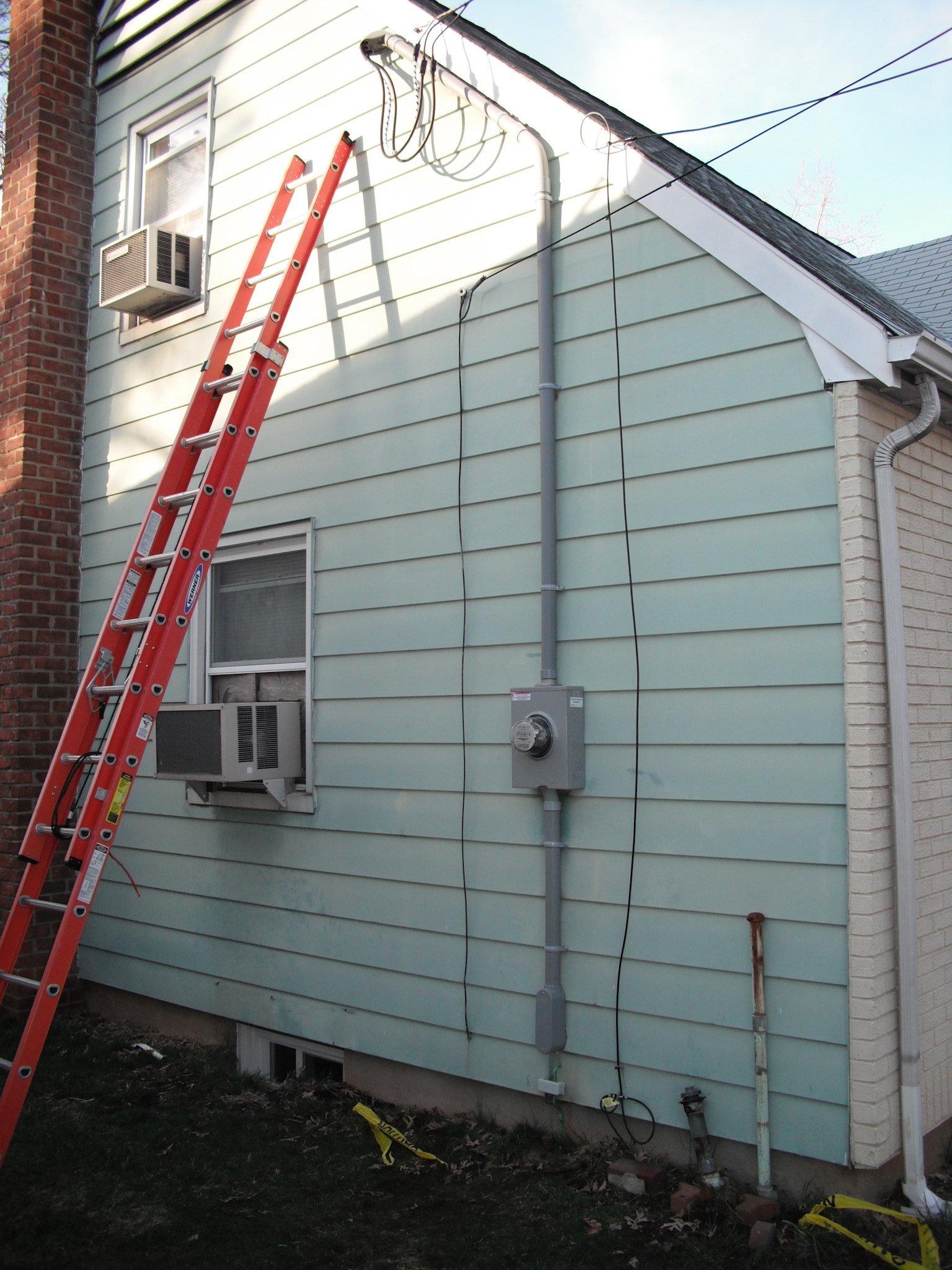 Electrical Wiring Baseboard Heater Installation