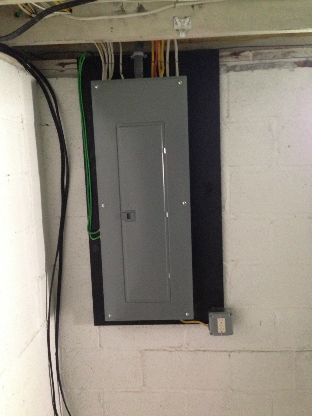 Circuit Panel Nj Main Service Panel Upgrades Repairs