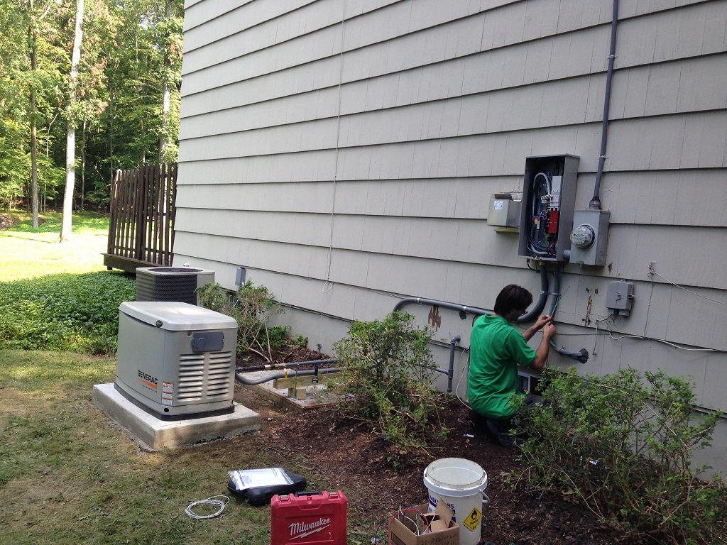 Standby Generators Central Nj Westfield Scotch Plains