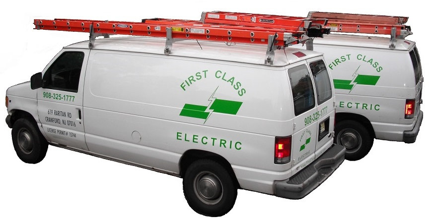 First Cl Electric Vans