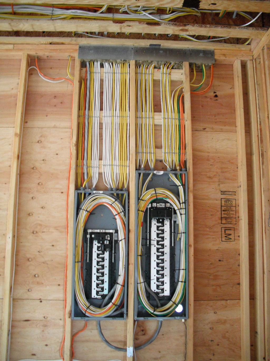 electrical wiring in central new jersey