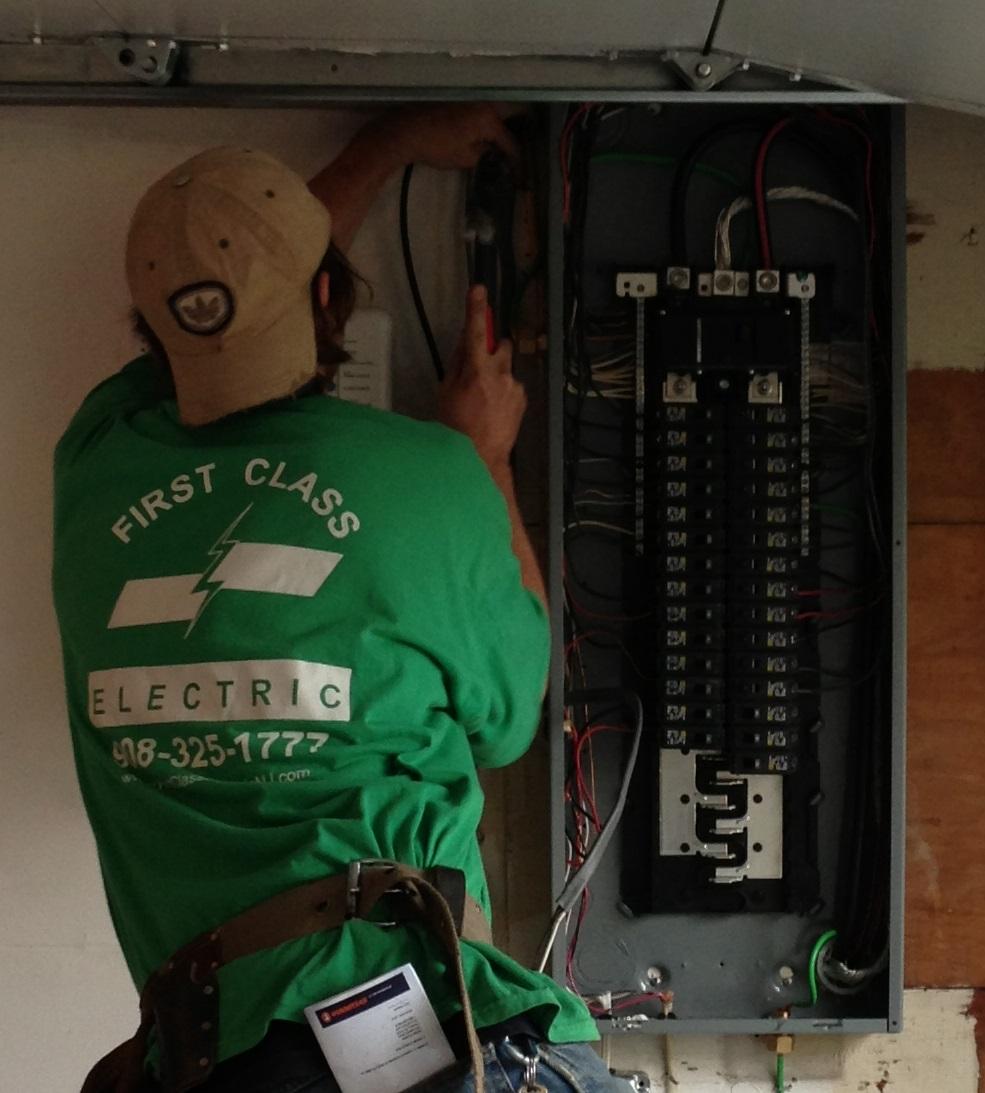 Electric Panel Installs Central Nj Scotch Plainsunion 325 Amp Wiring Diagram